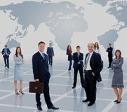 Group of busi Stock Images