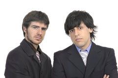 Businessmen team Stock Photo