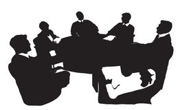 Businessmens Lizenzfreies Stockfoto