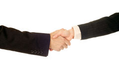 businesspeople χέρια Στοκ Φωτογραφία