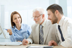 Businesspeople Stock Photography