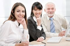 Businesspeople Stock Photography