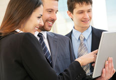 Businesspeople Royalty-vrije Stock Fotografie