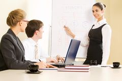 Businesspeople Stock Image