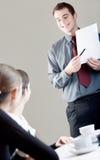 Businesspeople Stock Afbeelding