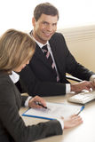 Businesspeople Stock Photo