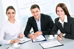 Businesspeople Royalty Free Stock Photography