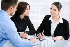 Businesspeople Stock Image