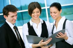 Businesspeople Royalty Free Stock Images