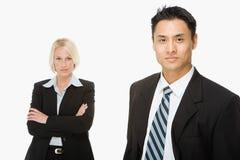businesspeople Immagini Stock Libere da Diritti