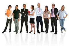 Businesspeople Stock Images
