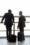 Businesspeople at airport Royalty Free Stock Image