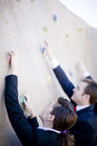 Businesspeople Climb Stock Photos