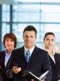 businesspeople team στοκ εικόνα