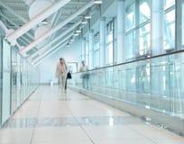 Businesspeople walking Stock Photography