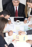 Businesspeople working together at Stock Images