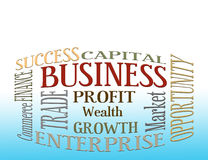 Businesss Concept Stock Photography
