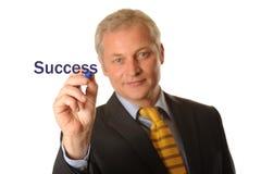 Businesss Man Stock Image