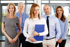Businesss people Royalty Free Stock Image