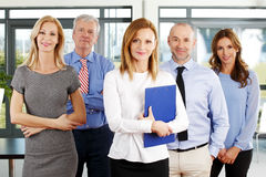 Businesss people Royalty Free Stock Images