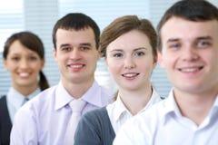 Businesss team Stock Image