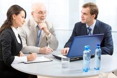 Businessteam Stock Image
