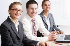 Businessteam photo libre de droits