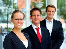 Businessteam Stock Photography