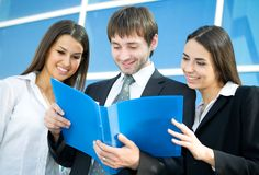 Businessteam Royalty Free Stock Image