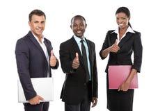 Businessteam stock afbeeldingen