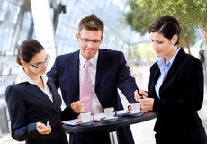 Businessteam Stock Photos