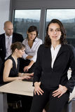 Businessteam Stock Image