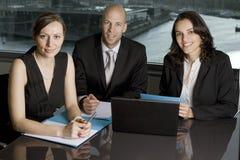 Businessteam Royalty-vrije Stock Afbeeldingen