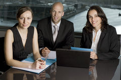 Businessteam Immagini Stock Libere da Diritti