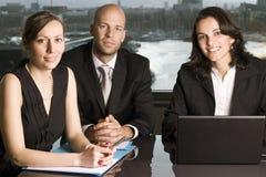 Businessteam Imagen de archivo