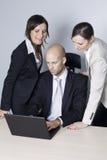 Businessteam Stock Images