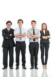 Confident business team Royalty Free Stock Photography