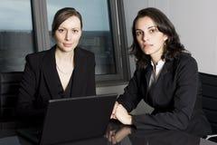 Businessteam femenino Fotografía de archivo libre de regalías
