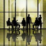 Businessteam op het werk Royalty-vrije Stock Foto