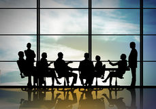 Businessteam at work Royalty Free Stock Image