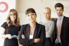 Businessteam Working Stock Photography