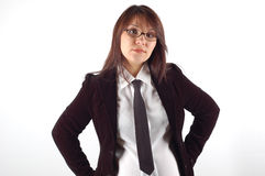 Businesswoman #12 Royalty Free Stock Image