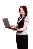 Businesswoman. Royalty Free Stock Photos