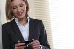 Businesswoman Stock Photo