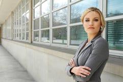 businesswoman Obraz Stock