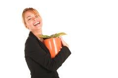 Businesswoman #240 Stock Image