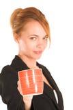 Businesswoman #250 Royalty Free Stock Image