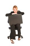 Businesswoman #257 Stock Photography