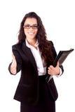 Businesswoman Royalty Free Stock Photos