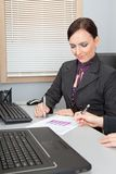 Businesswoman Stock Photo